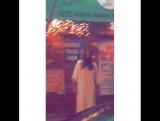 Bryana Holly in  Snapchat Sahara Ray 13/02/16   bhollz