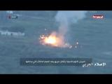 БоивЙемене: танк США«Абрамс» против ПТУРа изСССР «Конкурс»