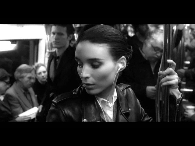 Downtown - Calvin Klein (Rooney Mara, David Fincher)