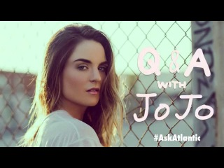 Ask Atlantic: Q&A with JoJo
