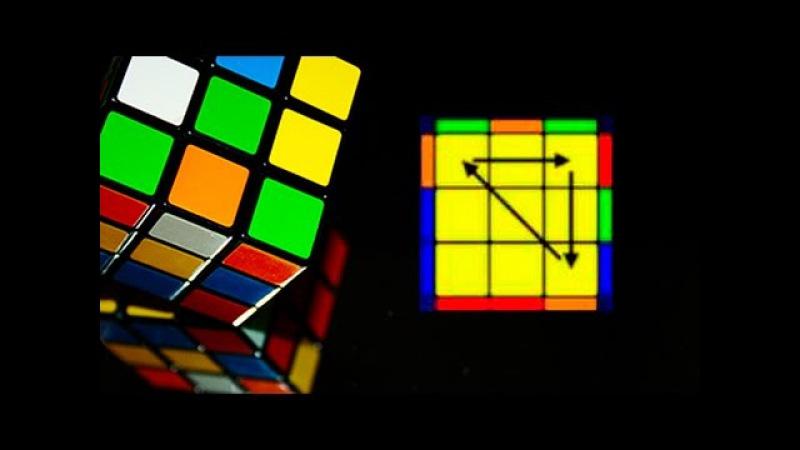 PLL Алгоритмы Треугольник углов A perm