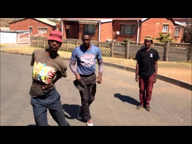 Amazing Ghetto Street Dance