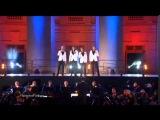 Концерт группы КВАТРО в день города 2012г.