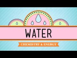 Water - Liquid Awesome Crash Course Biology #2