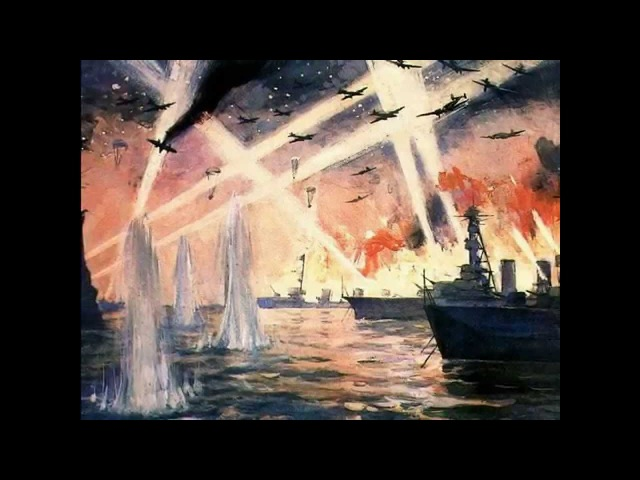 Великая Отечественная Война. Битва на море