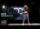 Dytto | FRONTROW | World of Dance San Diego 2015 | WODSD15