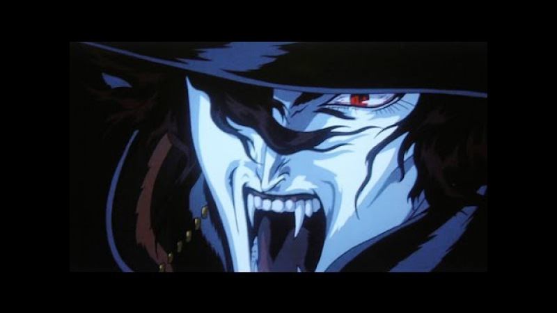 Vampire Hunter D Bloodlust [AMV] - Sanctus Espiritus