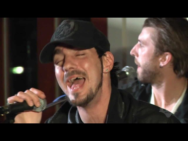 Three Days Grace Pain Live at the Fox Uninvited Guest