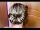 ГРЕЧЕСКАЯ ПРИЧЕСКА ЗА ТРИ МИНУТЫ- Greek hairstyle look tutorial