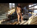 Бетонная винтовая лестница своими руками (снятие опалубки)