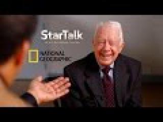 StarTalk: Джимми Картер и Нил Деграсс Тайсон