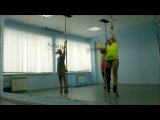 NOVA exotic pole dance/Чебоксары/ Экзотик пол-денс с Леной