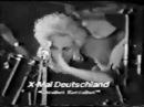 X Mal Deutschland Incubus Succubus Live
