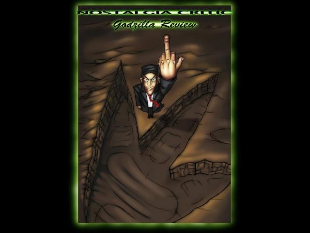 Godzilla [Nostalgia Critic 38 - RUS RVV]