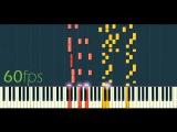The Entertainer piano SCOTT JOPLIN
