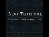 FL Studio Tutorial How to make a Trap beat (808 Mafia Style) - Intermediate