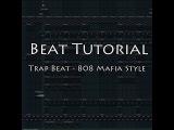 FL Studio Tutorial How to make a Trap beat (808 Mafia Style) - Intermediate