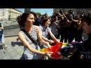 Гей парад в Москве прошёл!