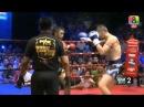 Max Muay Thai, Wattanasak Thai Vs Sebastien Billard Franch 27 09 2015