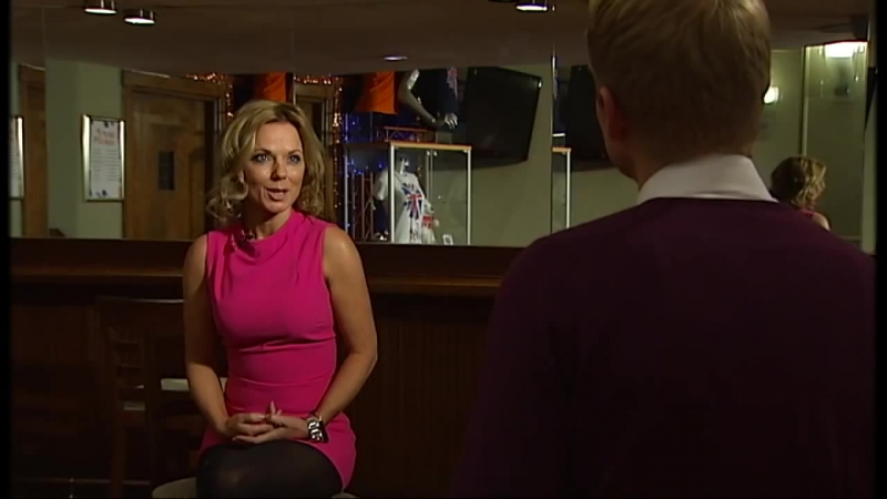 Geri Halliwell on fame, fortune and the Spice Girls musical _ Channel 4 News