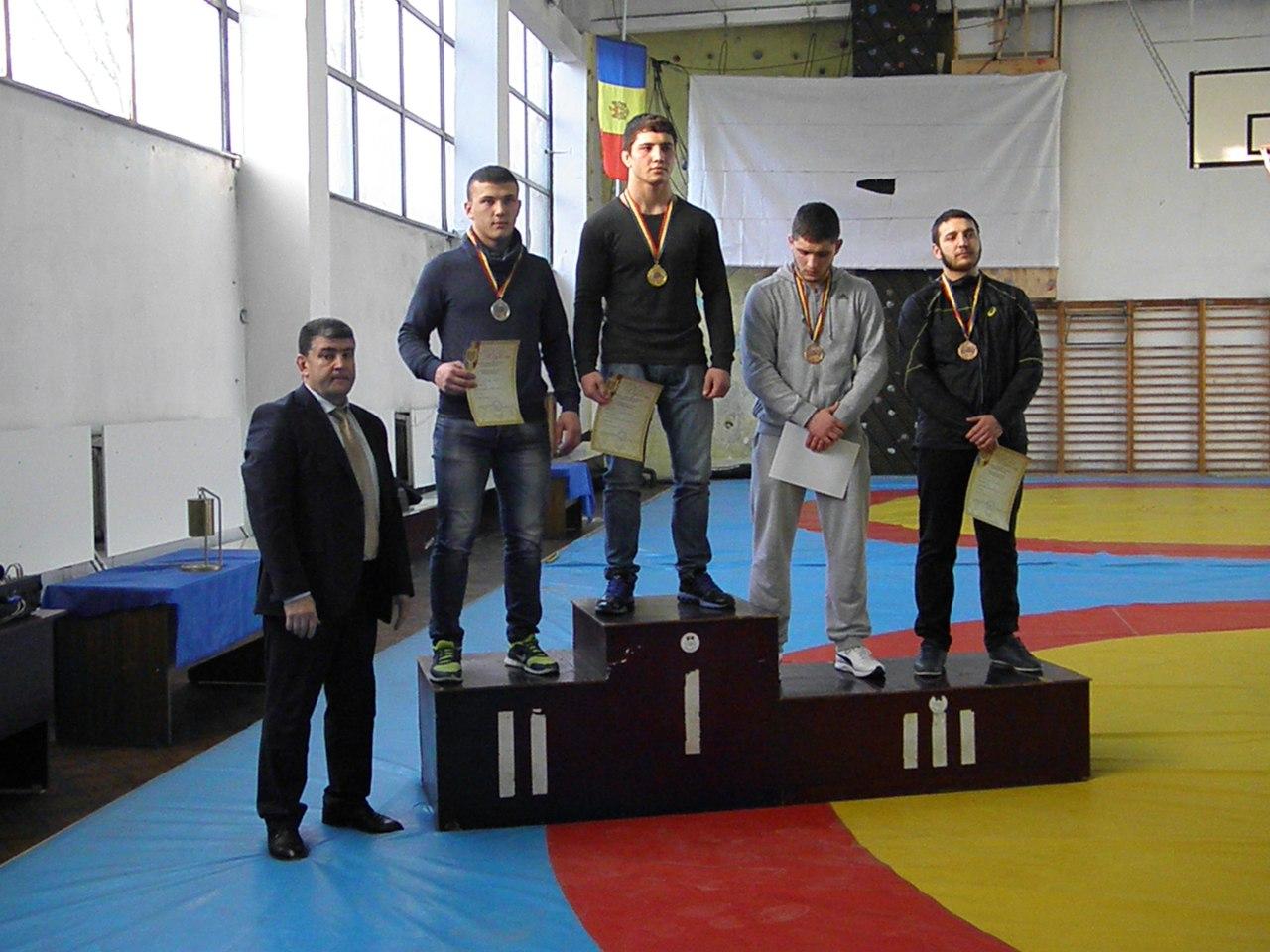 ..... # Lupte.md 2016 * U-23 CAMPIONATUL R.MOLDOVA.