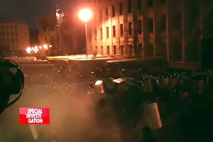"""Украинское посольство в Польше назвало показ фильма о Майдане """"недружественным жестом"""""""