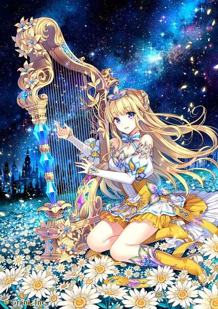 Небесная фея / Aoi Yousei / Blue Fairy » Смотреть аниме