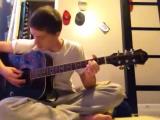 Skillet - Savior - Acoustic Guitar Cover by Benji