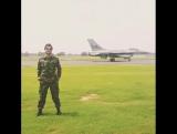 Проверьте наш справочный..в СПК Шер ДИЛ ШАХИН в Саргоде на взлетной полосе с F16.