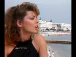 Sandra - In The Heat Of The Night (TV Performance 1985, France)