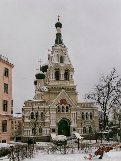 Грузинская-Церковь Санкт-Петербурга