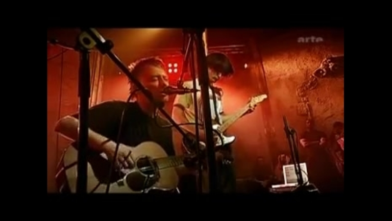 Radiohead Street Spirit Acoustic