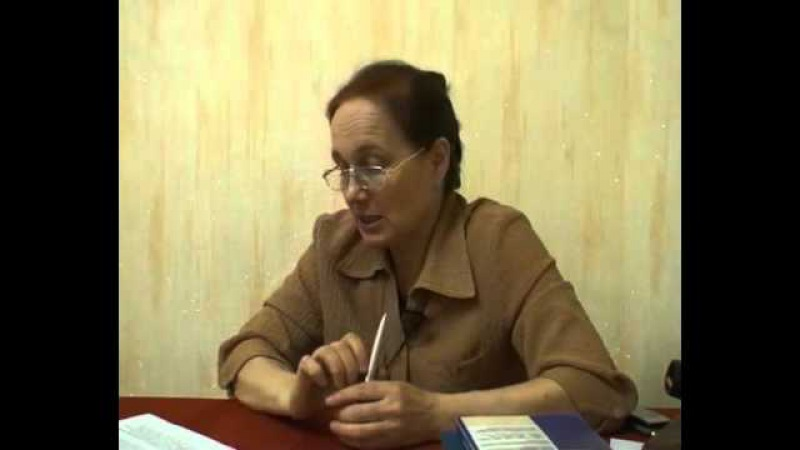 Теория и факты о менструации Татьяна Малышева врач акушер гинеколог