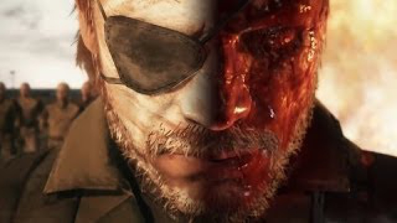 Metal Gear Solid 5: The Phantom Pain - E3-2014-Trailer »Nuclear«: Verrat, Mord Leid für Big Bos