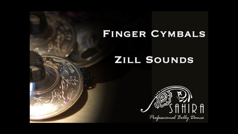 Belly Dance Lessons - Zills - Four Basic Sounds