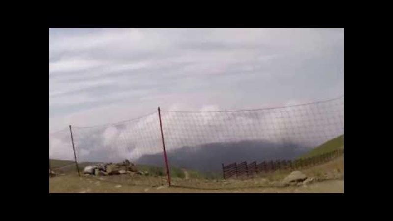 Видео зарисовки путешествия по Сочи на gopro 4 silver без стабика
