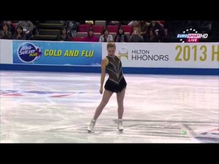 Non-hostile rivalry (ft. Ashley Wagner & Gracie Gold)
