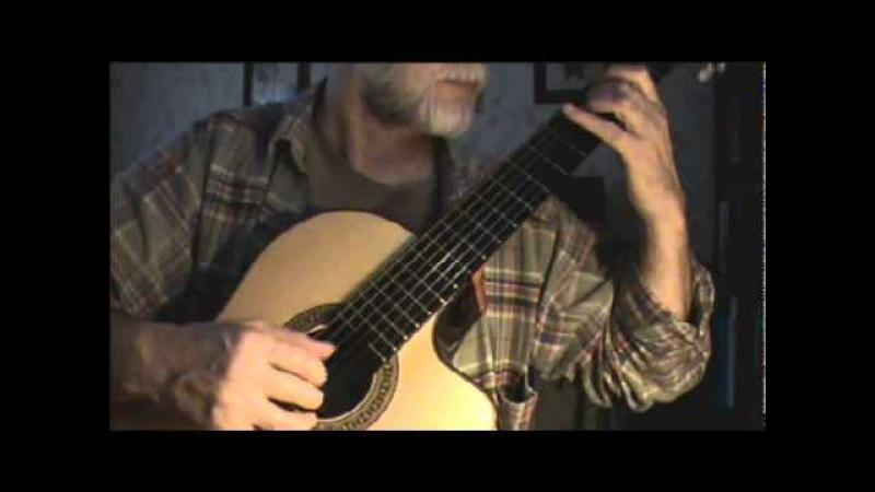 Naruto - Despair by Takanashi Yasuharu (Fingerstyle Guitar)