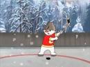 Школа Снеговиков 2. Хоккей в Дедморозовке