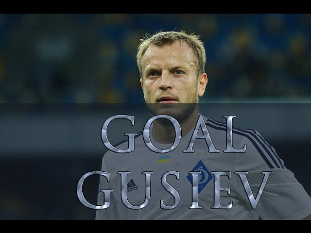 Goal Gusiev•Dinamo Kiev - Porto•Гол Гусев Динамо Киев - Порту