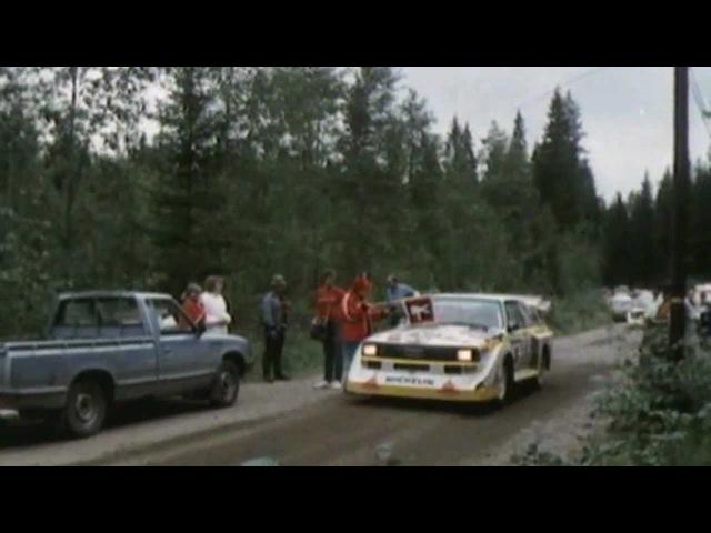 Audi Sport Quattro S1 E2 Maximum Attack - 1985 1000 Lakes Rally