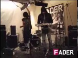 Crystal Castles - Crimewave Live2006FADER