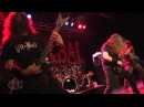 Cannibal Corpse The Time To Kill Is Now Live in Sydney