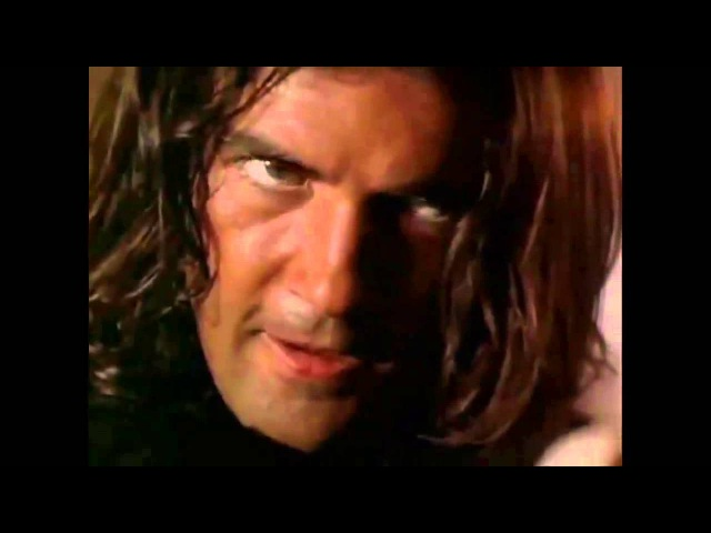 Antonio Banderas - Cancion del Mariachi (Morena de Mi Corazon) Official video