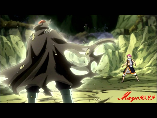 Fairy Tail AMV Natsu VS Gildarts True Epicness