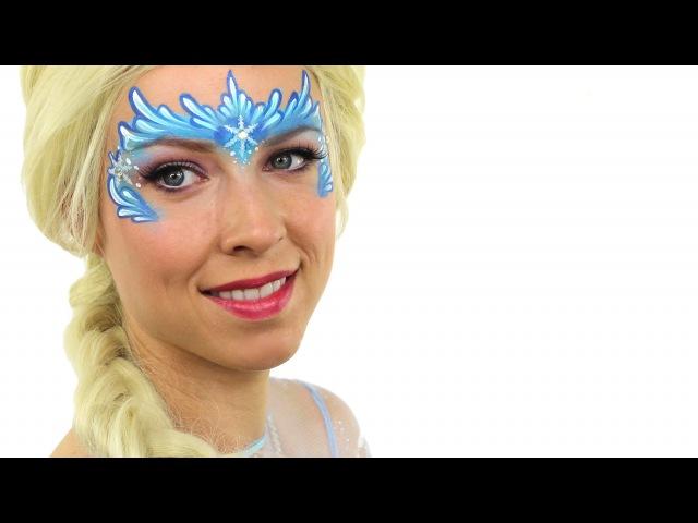 Elsa Frozen | Disney Princess Face Painting