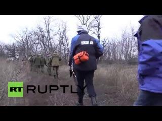 Ukraine: OSCE mission comes under fire in Donetsk region