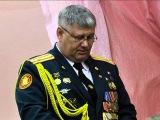 Военный комиссар Курганской области поздравил кадет школы № 23 с Днем Воинской славы России