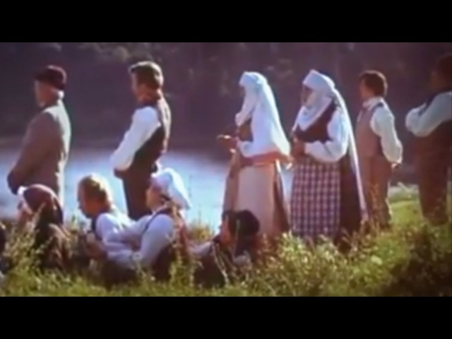Joninių sutartinė (Lithuanian Midsummer folk song) Kupolijyte