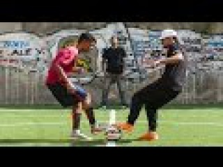 Mastour VS Garnier 1v1 Football Match - Red Bull Fantasy - Part 2
